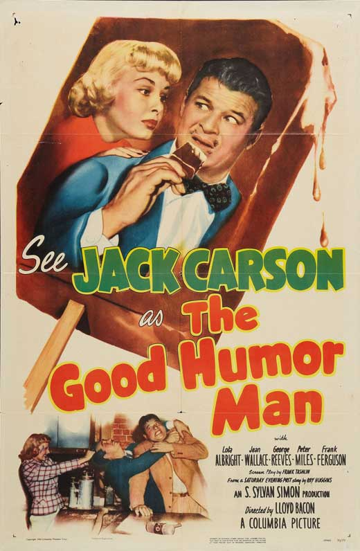 The Good Humor Man movie