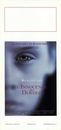 The Good Son - 13 x 28 Movie Poster - Italian Style A