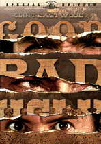 The Good, the Bad and the Ugly - 27 x 40 Movie Poster - Style E