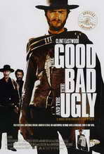 The Good, the Bad and the Ugly - 27 x 40 Movie Poster