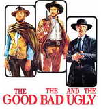 The Good, the Bad and the Ugly - 11 x 17 Movie Poster - Style M