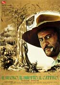 The Good, the Bad and the Ugly - 27 x 40 Movie Poster - Italian Style I