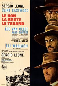 The Good, the Bad and the Ugly - 27 x 40 Movie Poster - French Style A