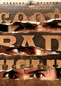 The Good, the Bad and the Ugly - 11 x 17 Movie Poster - Style E