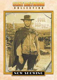 The Good, the Bad and the Ugly - 27 x 40 Movie Poster - Style I