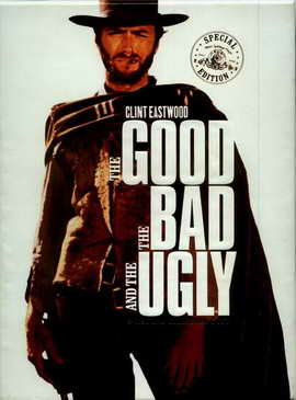 The Good, the Bad and the Ugly - 11 x 17 Movie Poster - Style L