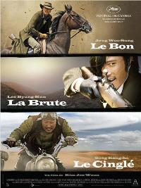 The Good, the Bad, the Weird - 27 x 40 Movie Poster - French Style A