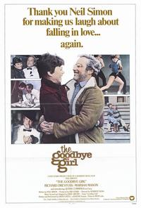 The Goodbye Girl - 27 x 40 Movie Poster - Style A