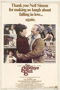 The Goodbye Girl - 43 x 62 Movie Poster - Bus Shelter Style A