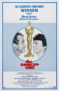 The Goodbye Girl - 43 x 62 Movie Poster - Bus Shelter Style B