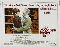 The Goodbye Girl - 30 x 40 Movie Poster UK - Style A