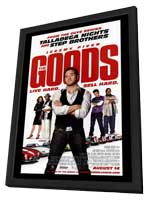 The Goods: Live Hard, Sell Hard - 11 x 17 Movie Poster - Style B - in Deluxe Wood Frame