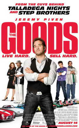 The Goods: Live Hard, Sell Hard - 11 x 17 Movie Poster - Style A