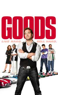 The Goods: Live Hard, Sell Hard - 27 x 40 Movie Poster - Style C