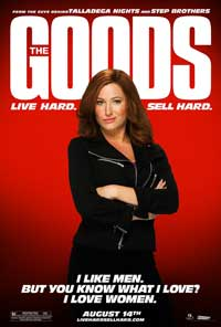 The Goods: Live Hard, Sell Hard - 11 x 17 Movie Poster - Style D