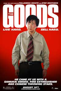 The Goods: Live Hard, Sell Hard - 11 x 17 Movie Poster - Style E