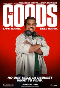 The Goods: Live Hard, Sell Hard - 11 x 17 Movie Poster - Style F