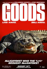 The Goods: Live Hard, Sell Hard - 11 x 17 Movie Poster - Style G