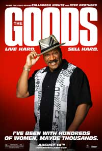 The Goods: Live Hard, Sell Hard - 11 x 17 Movie Poster - Style H