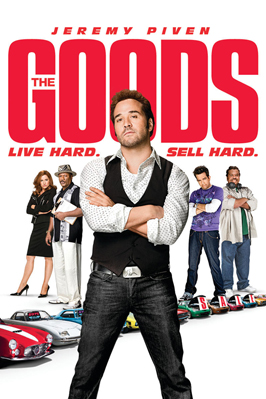 The Goods: Live Hard, Sell Hard - 11 x 17 Movie Poster - UK Style A