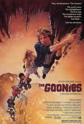The Goonies - 27 x 40 Movie Poster