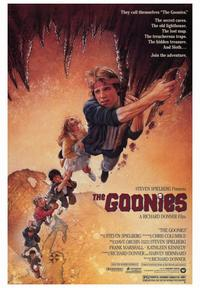 The Goonies - 43 x 62 Movie Poster - Bus Shelter Style A