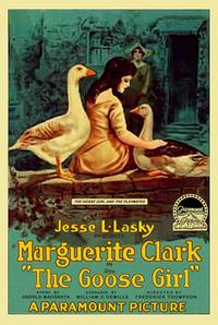 The Goose Girl - 11 x 17 Movie Poster - Style A