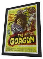 The Gorgon - 27 x 40 Movie Poster - Style B - in Deluxe Wood Frame