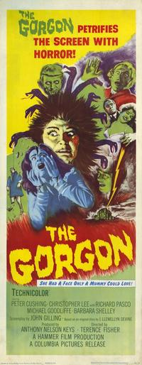 The Gorgon - 14 x 36 Movie Poster - Insert Style A