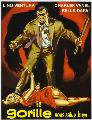 The Gorilla Greets You - 27 x 40 Movie Poster - French Style A