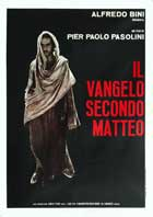 The Gospel According to St. Matthew - 11 x 17 Movie Poster - Italian Style B