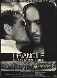 The Gospel According to St. Matthew - 11 x 17 Movie Poster - French Style A