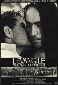 The Gospel According to St. Matthew - 27 x 40 Movie Poster - French Style A