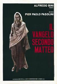The Gospel According to St. Matthew - 27 x 40 Movie Poster - French Style B