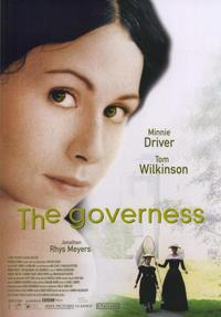 The Governess - 27 x 40 Movie Poster - Style A