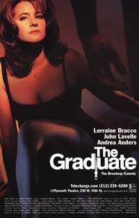 The Graduate (Broadway) - 14 x 22 Poster - Style A