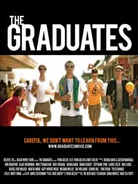 The Graduates - 11 x 17 Movie Poster - Style A