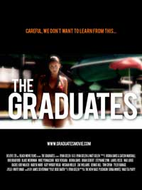 The Graduates - 11 x 17 Movie Poster - Style B