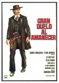 The Grand Duel - 11 x 17 Movie Poster - Spanish Style A