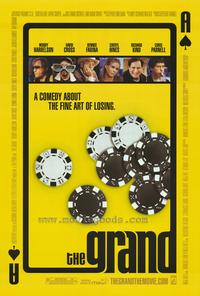 The Grand - 43 x 62 Movie Poster - Bus Shelter Style A