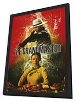 The Grandmasters - 27 x 40 Movie Poster - Style C - in Deluxe Wood Frame