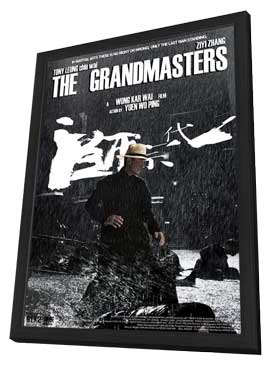 The Grandmasters - 11 x 17 Movie Poster - Style A - in Deluxe Wood Frame
