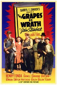 The Grapes of Wrath - 11 x 17 Movie Poster - Style A