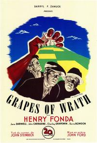 The Grapes of Wrath - 11 x 17 Movie Poster - Style B