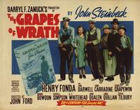 The Grapes of Wrath - 11 x 14 Movie Poster - Style A