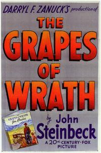 The Grapes of Wrath - 11 x 17 Movie Poster - Style C