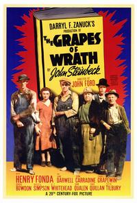 The Grapes of Wrath - 27 x 40 Movie Poster - Style A