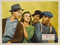 The Grapes of Wrath - 11 x 14 Movie Poster - Style C