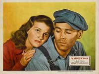 The Grapes of Wrath - 11 x 14 Movie Poster - Style D