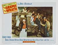 The Grapes of Wrath - 11 x 14 Movie Poster - Style B